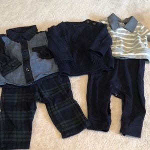 4 piece Bundle of Boys Gap Clothes